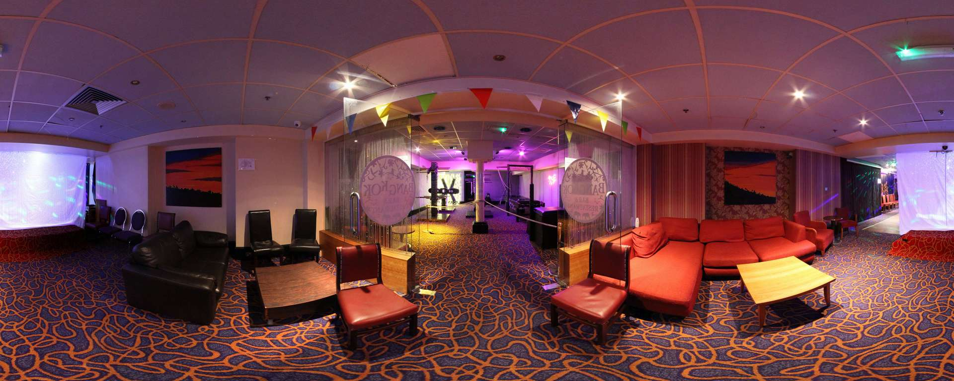 Club Lash nightclub Virtual tour