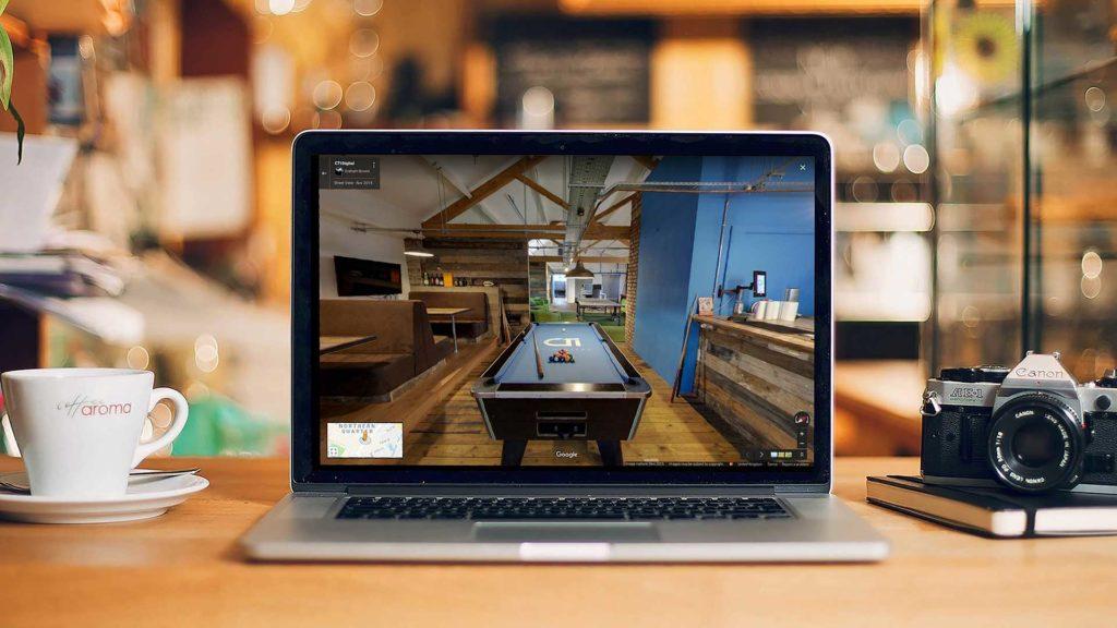 Google Maps Business Virtual Tours
