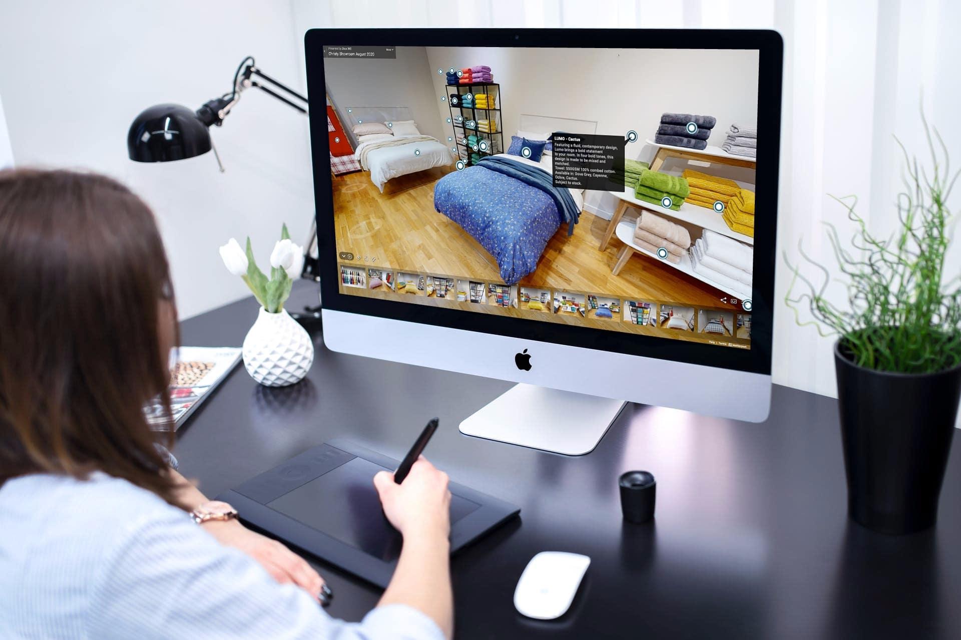 Showroom Matterport 3d Virtual Tours Manchester 2