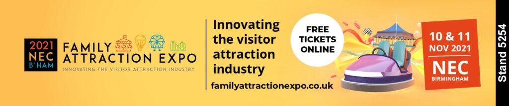 Family Attraction Expo Birmingham NEC 2021