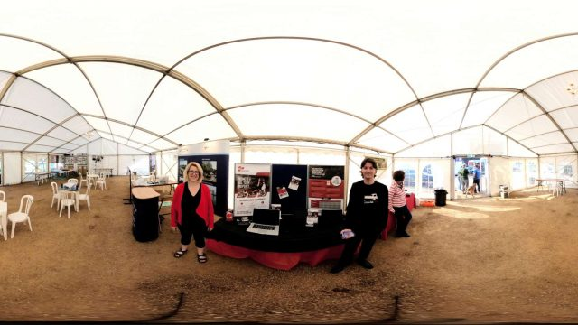 Boat Sharers Show Exhibition Stand