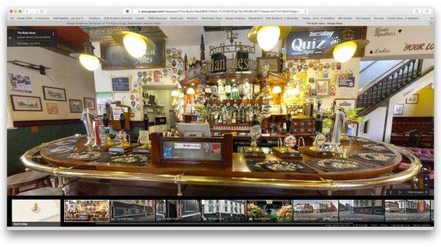 The Bulls Head Google Street View Virtual Tour 1 Oaeqnv