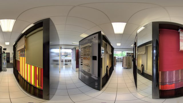 Bolton Blinds Google Street View Virtual Tour