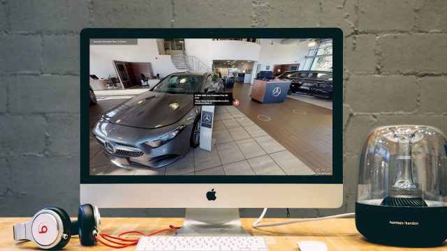 Car Showroom Matterport Virtual Tours
