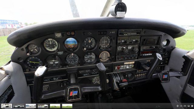 Flight School Aircraft Virtual Tours 2