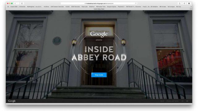 Inside Abbey Road Banner 1 Ryk9ut