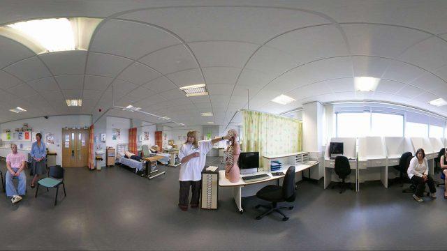 Salford University Virtual Tour
