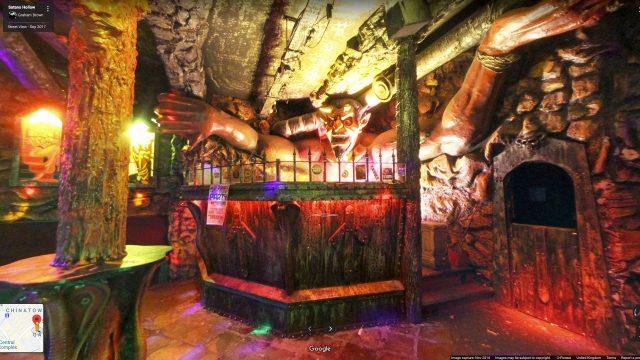 Satans Hollow Manchester Nightclub Virtual Tour