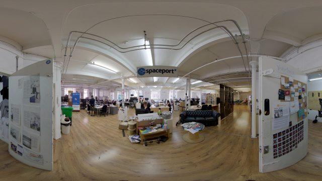 Spaceportx Google Street View 360 Virtual Tour